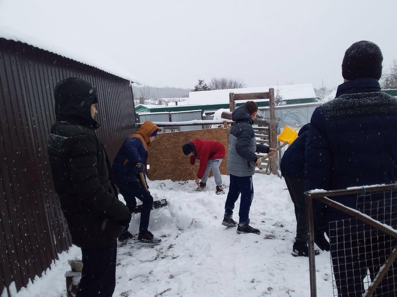 Лопаты для уборки снега оптом в самаре